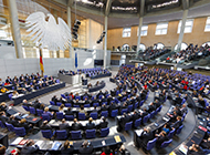 Bundestag Plenum