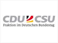 Logo der CDU/CSU-Bundesfraktion