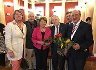Konferenz der ESU und Konrad-Adenauer-Stiftung