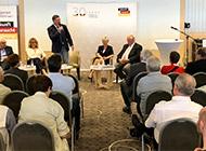 Podiumsdiskussion auf dem 12. Deutschen Seniorentag der BAGSO