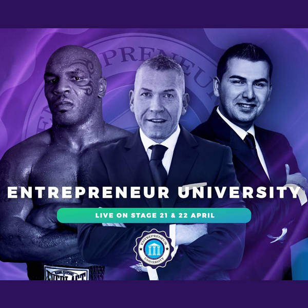 Entrepreneur University – The Founder Summit