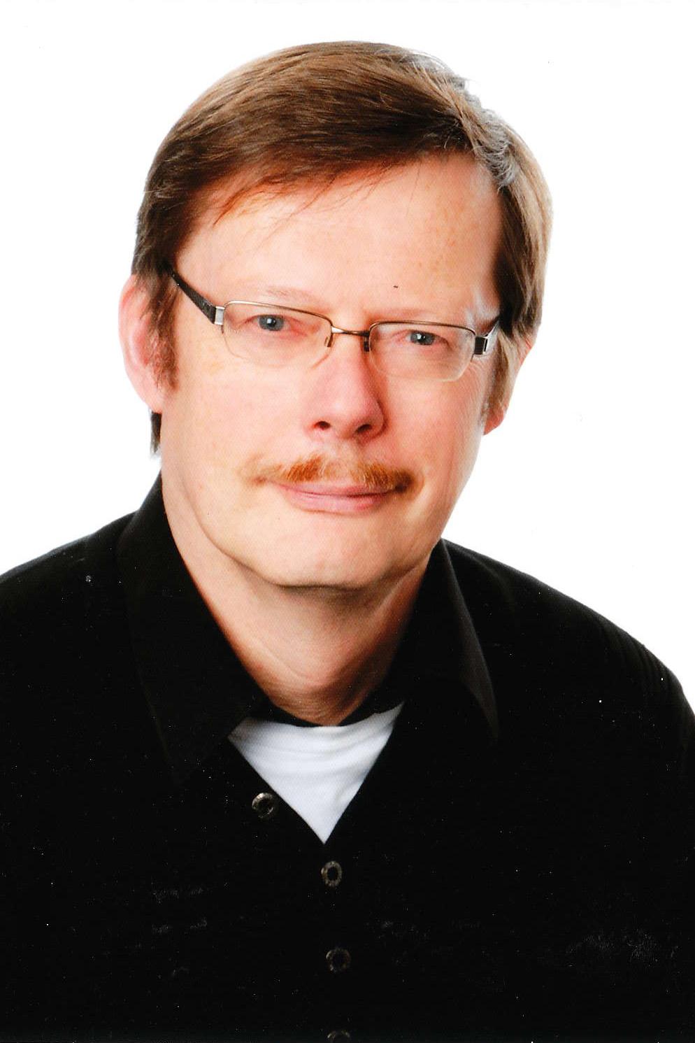 Pfarrer Dr. Volker Wappmann