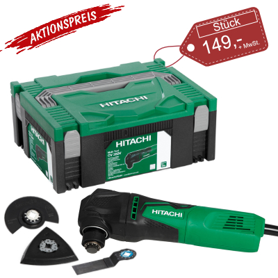 Hitachi Multitool CV350V