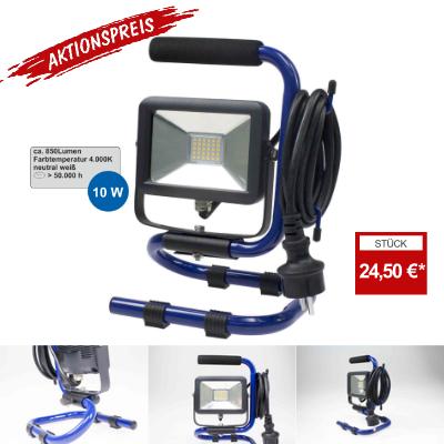 Schwabe LED Strahler 10 Watt