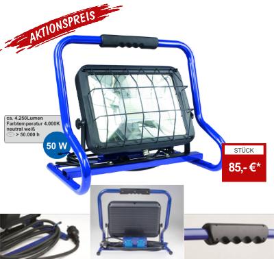Schwabe LED Strahler 50 Watt
