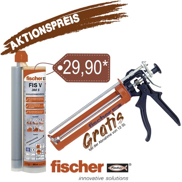 Fischer Montagemörtel FIS V 360 S