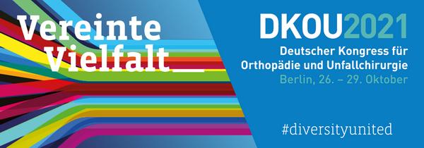 DKOU 2021 | Berlin, 26 - 29 October | #diversityunited