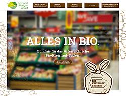 Online-Petition für Bio-Kreislauf-Sackerl