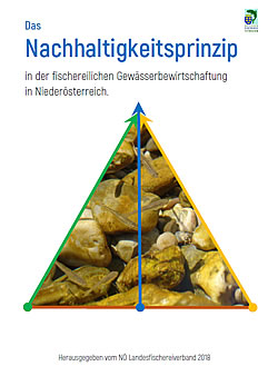 Das Nachhaltigkeitsprinzip in der fischereilichen Gewässerbewirtschaftung in NÖ