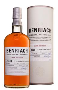 Benriach KK Exclusive Cask