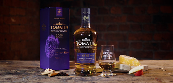 Tomatin French Collection Monbazillac Edition