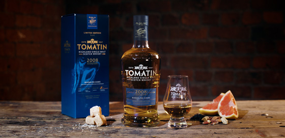 Tomatin French Collection Rivesaltes Edition