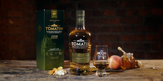 Tomatin French Collection Sauternes Edition