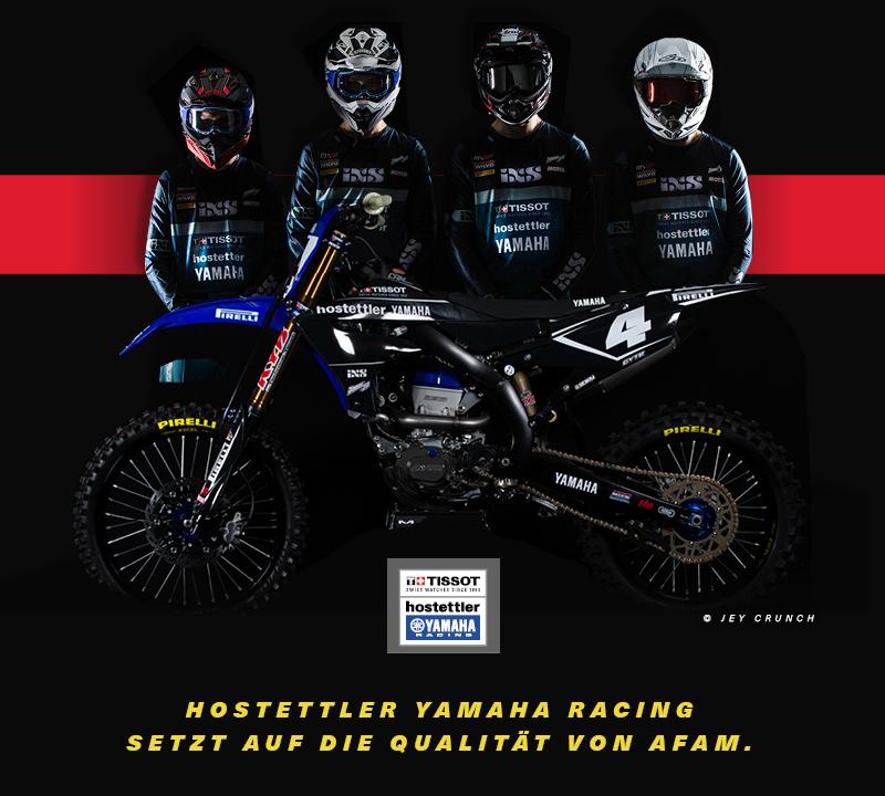 Hostettler Yamaha Racing Team
