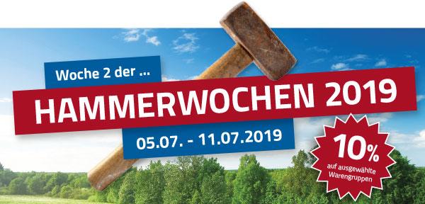 Hammerwochen - Woche 2