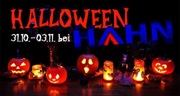 Halloween bei Hahn