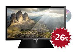 Fernseher Teleco TEK 22D LED TV 22 Zoll