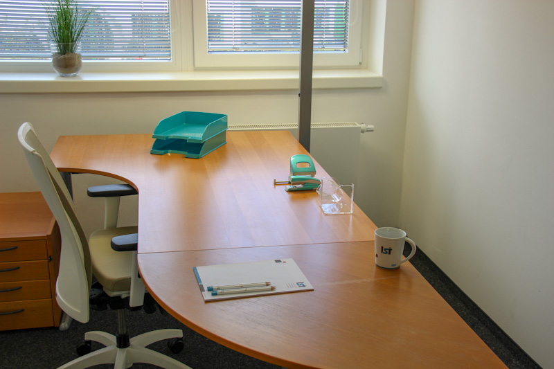 Adhoc-Büro - ISI-Zentrum Buchholz