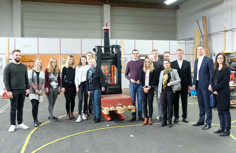 Besuch bei E&K Automation GmbH