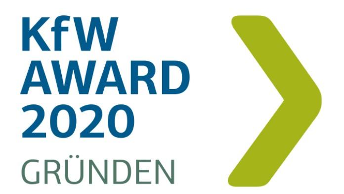 Logo KfW Award Gründen 2020