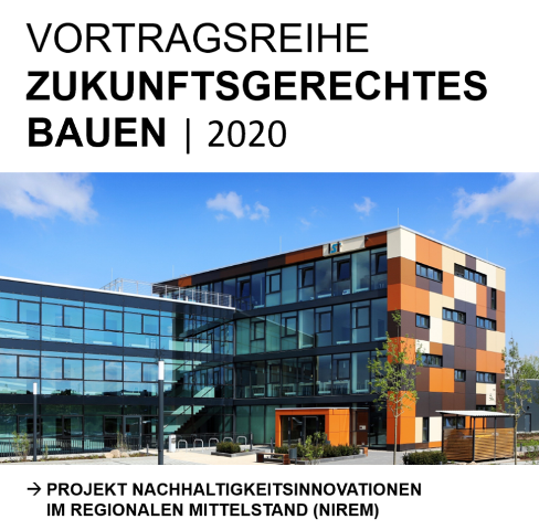 NIREM - Innovationen am Bau - Initiatoren und Workshops