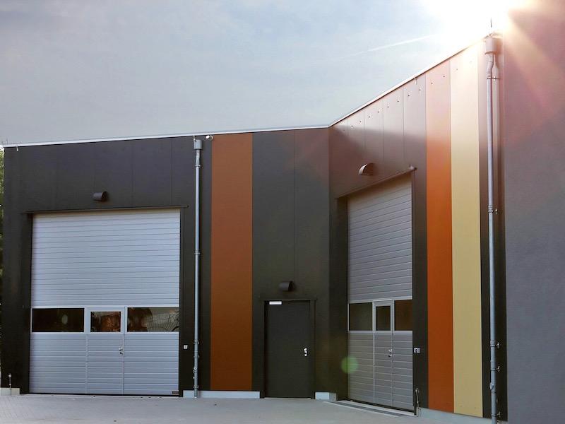 Werkhalle ISI-Zentrum für Gründung, Business und Innovation