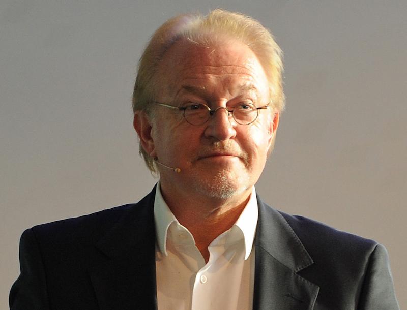 Prof. Roland Greule, Referent beim Treffpunkt Innovation der WLH