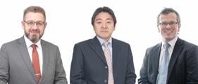 Managing Directors Dr.-Ing. S. Hamel, Y. Okuma, Dr.-Ing. H. Thierbach