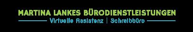 Logo Martina Lankes Bürodienstleistungen