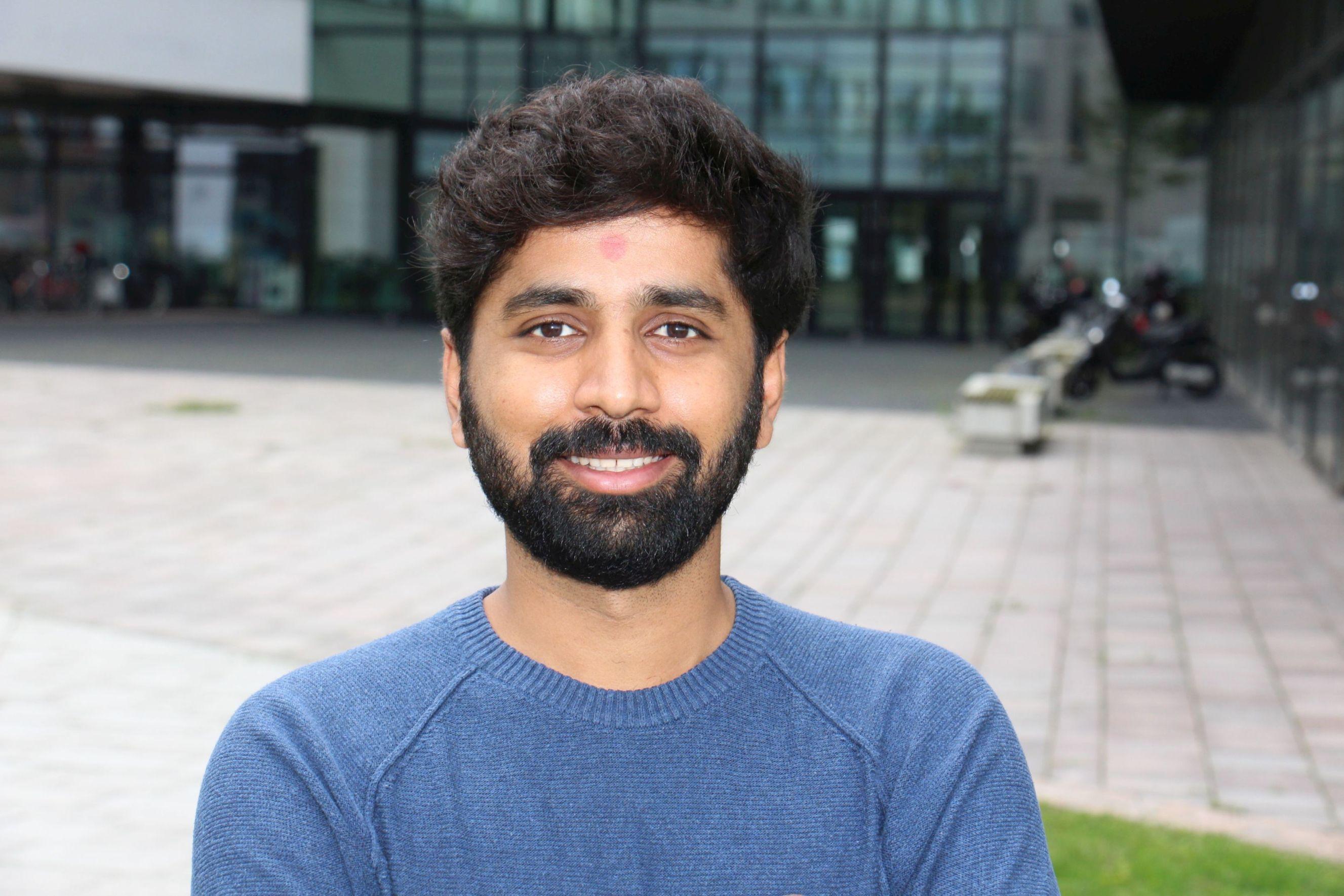 Portrait des HCU-Studierenden Mehul Khoont