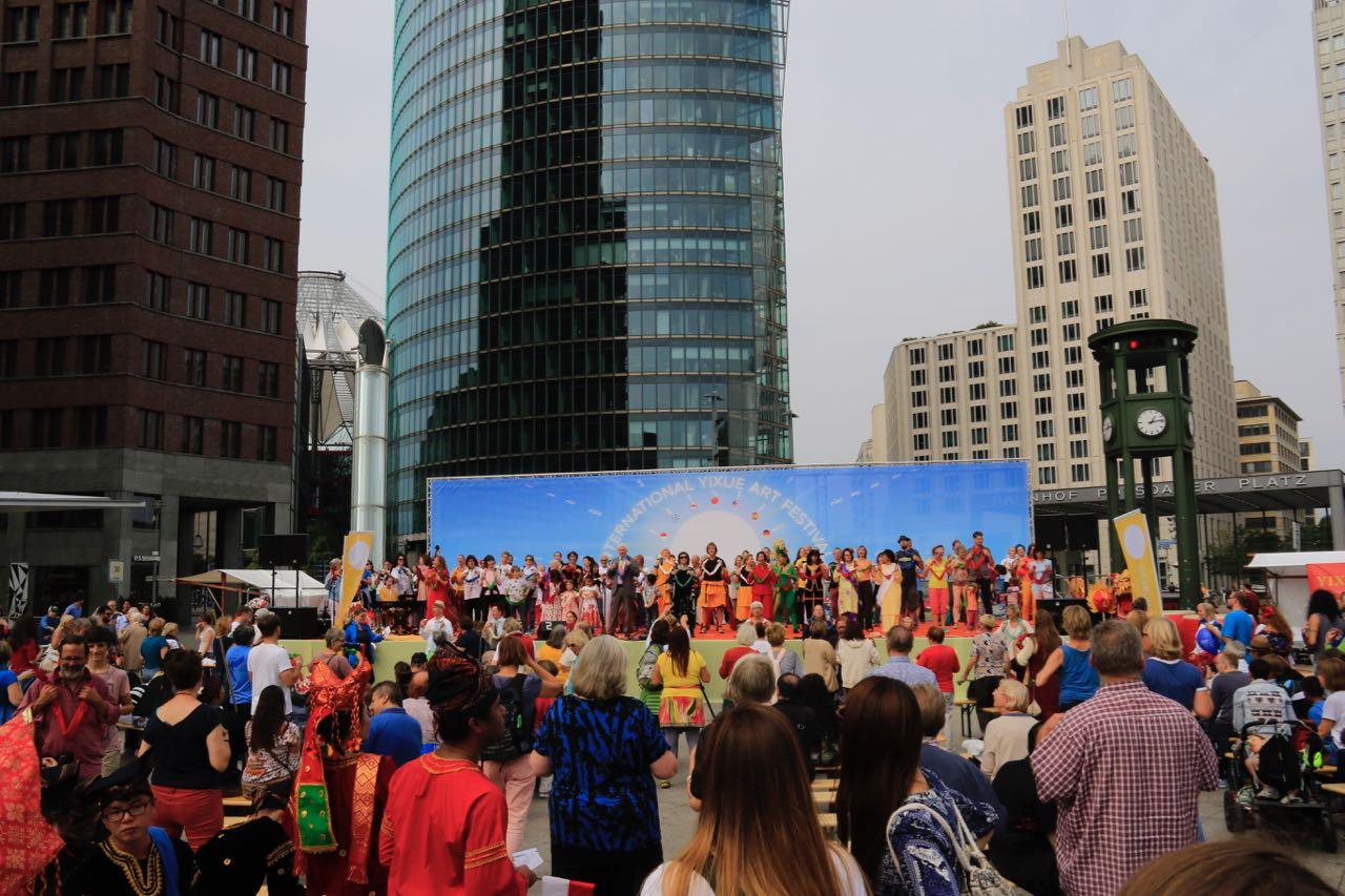 Mutter Erde Festival