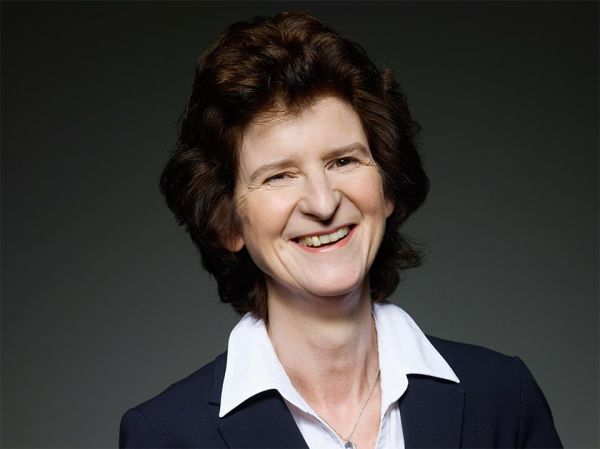 Eva-Maria Stange, Staatsministerin für Wissenschaft und Kunst im Freistaat Sachsen