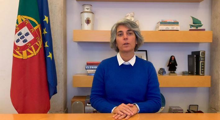 Graça Fonseca, Kulturministerin Portugal