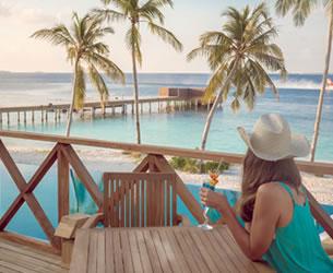 Les Maldives – S'immerger et profiter