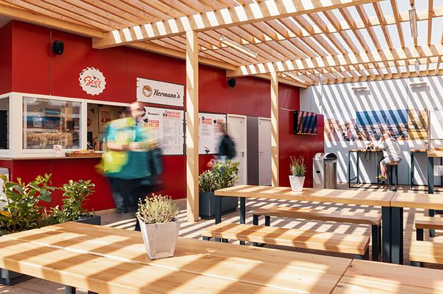 Hermann's Beer Garden