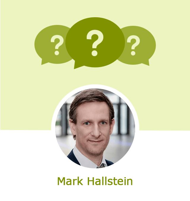 Interview Mark Hallstein FRAport