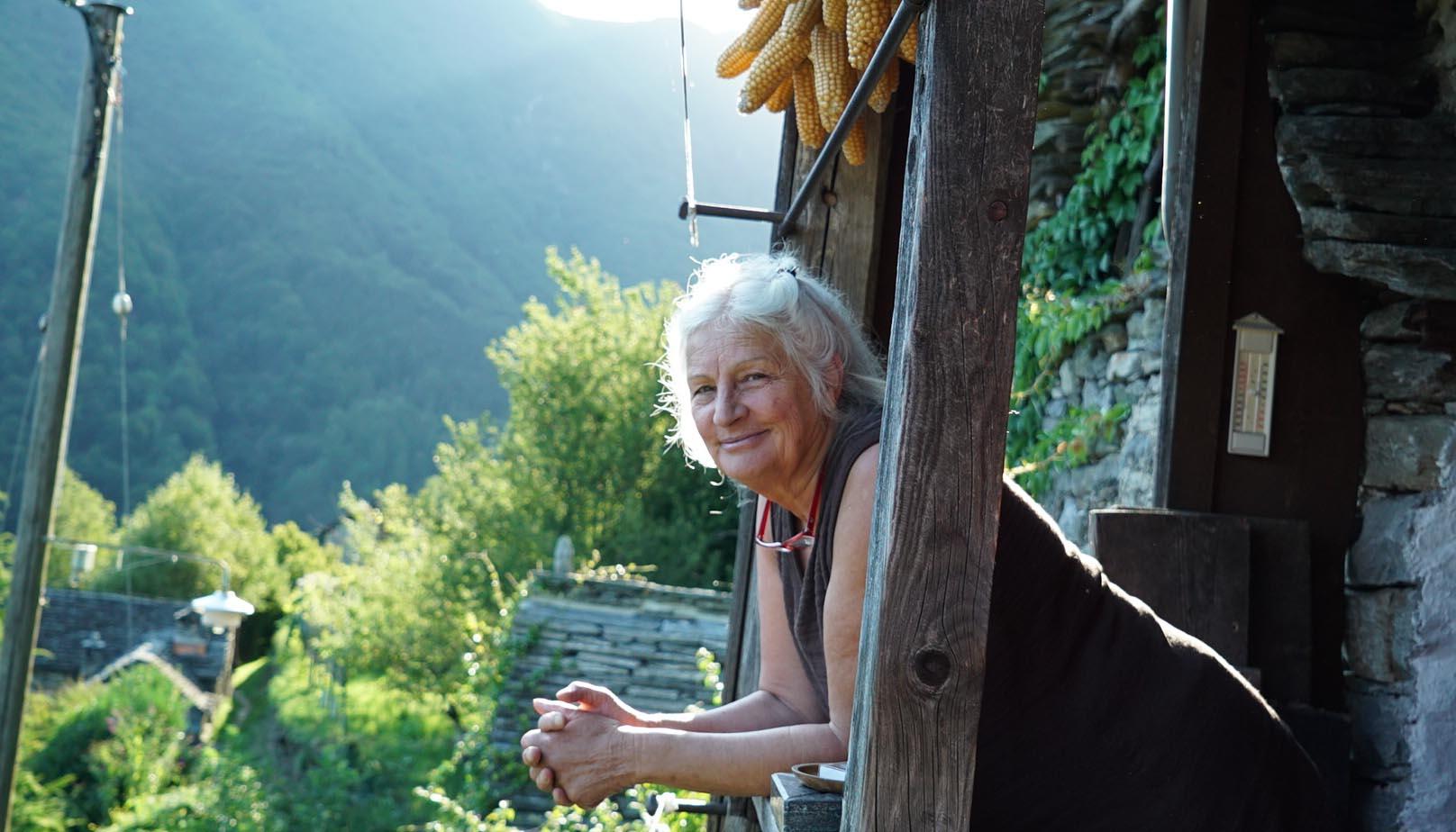 Bäuerin Verena Klurfeld