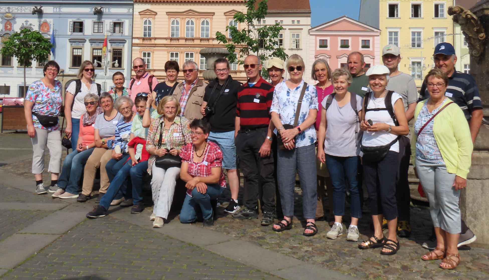 Reisegruppe SBLV