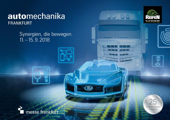 DYNAREX auf Automechanika 2018