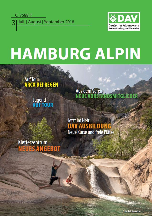 Hamburg Alpin Cover