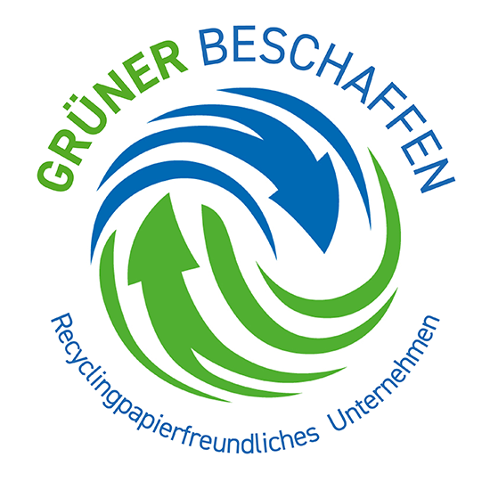 Grüner Beschaffen Recyclingfreundliches Unternehmen