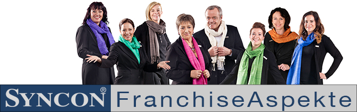 FranchiseAspekte Newsletter Syncon Team