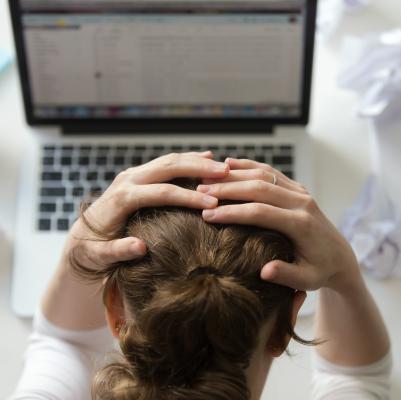 Psychische Belastung im Arbeitsalltag