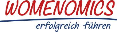 WOMENOMICS-Logo, Klick zur Internetseite