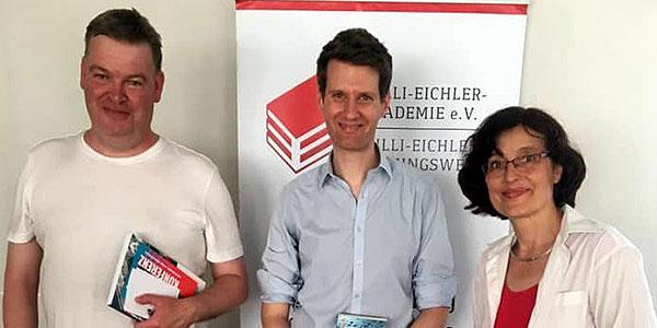 """III.Veranstaltungsrückblick: Lesung und Diskussion """"Weniger Markt, mehr Politik"""
