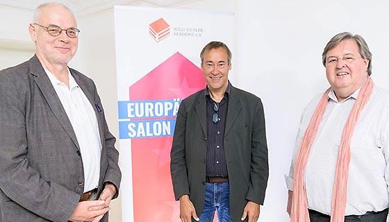 BPB-Präsident Thomas Krüger im Gespräch über europäische Identität(en)
