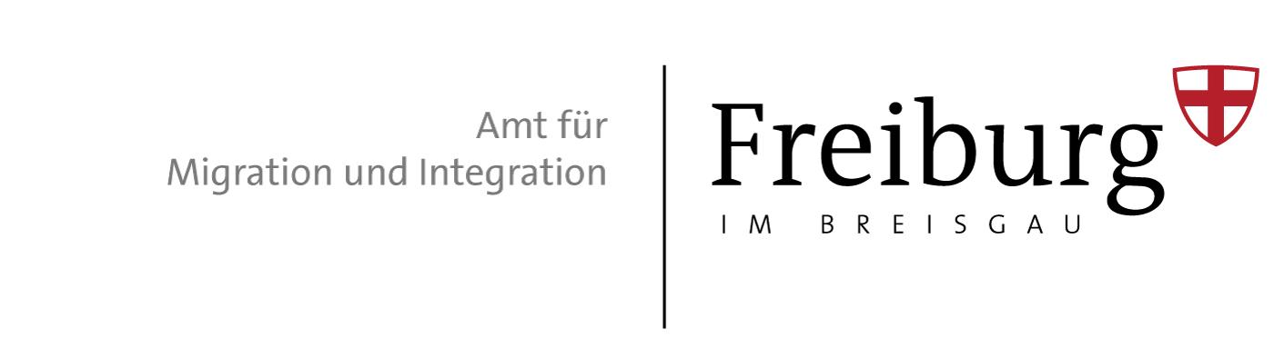 Logo Stadt Freiburg, Amt für Migration und Integration