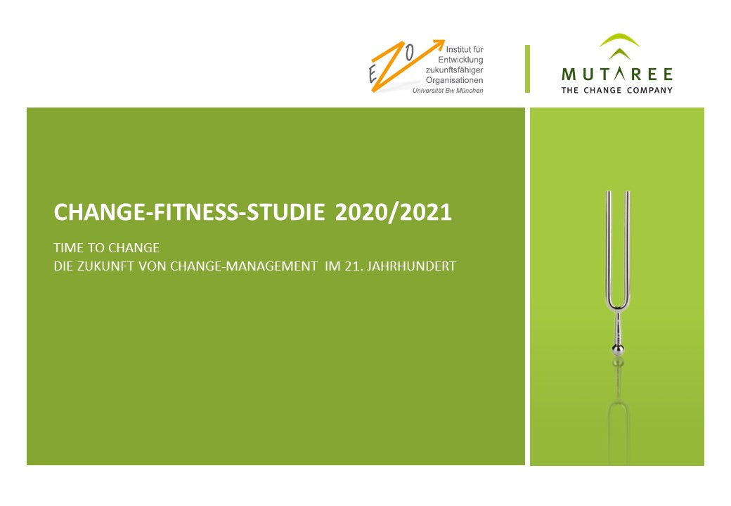Change-Fitness Studie 2020/2021