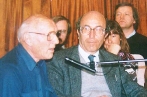 v. Foerster und Luhmann in Heidelberg