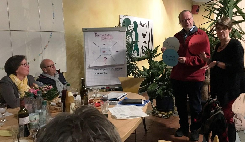 Wissen & Wein mit der Schmid Stiftung